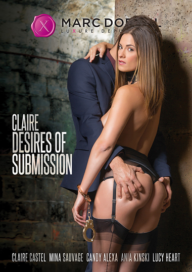 Claire Desires Of Submission cover