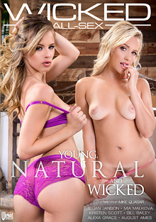 Young, Natural And Wicked cover