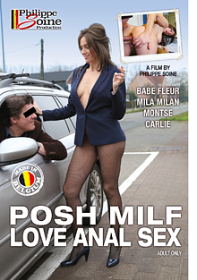 Posh MILF Love Anal Sex cover