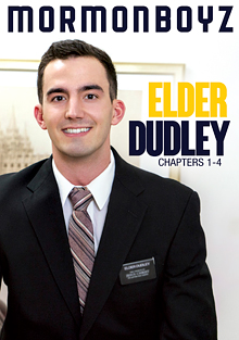 Elder Dudley: Chapters 1-4 cover