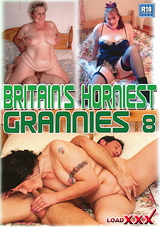 Britain's Horniest Grannies 8