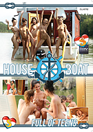 House Boat Full Of Teens