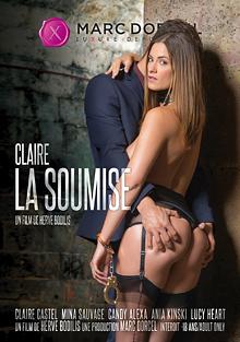 Claire La Soumise cover