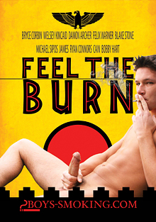 Feel The Burn cover