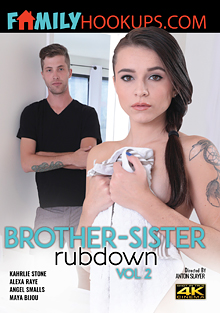 Brother-Sister Rubdown 2 cover
