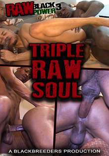 Raw Black Power 3: Triple Raw Soul cover