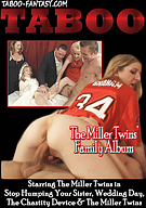 The Miller Twins' Family Album
