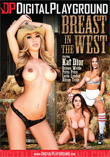 Breast In The West cover