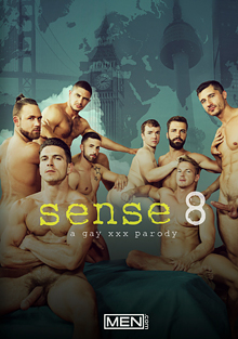 Sense8: A Gay XXX Parody cover