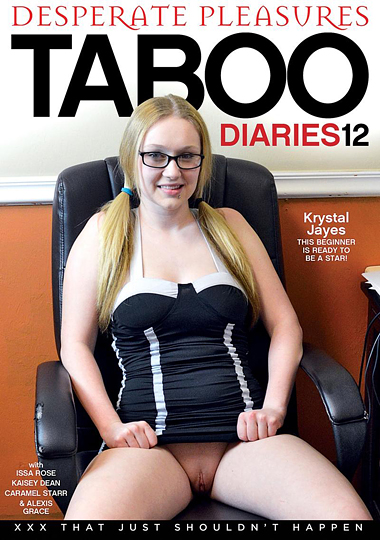 Taboo Diaries 12 cover