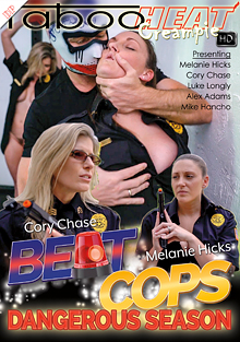 Melanie Hicks And Cory Chase In Beat Cops: Dangerous Season adult gallery