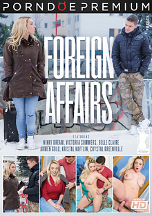 Foreign Affairs cover