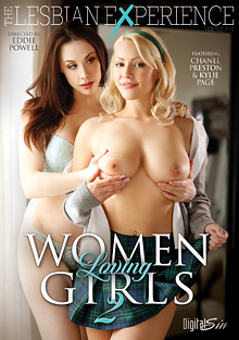 Women Loving Girls 2 cover