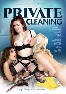 Private Cleaning cover