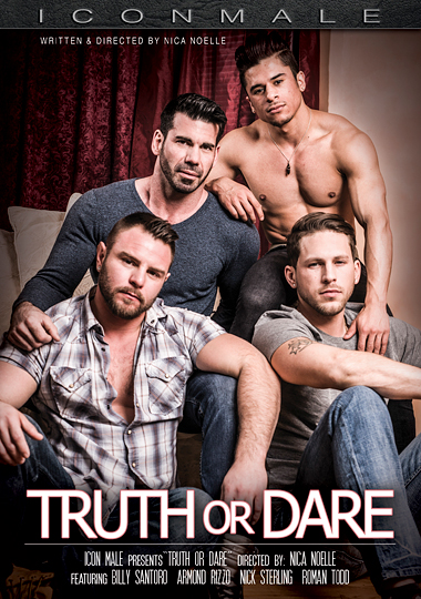 Truth Or Dare Cover Front