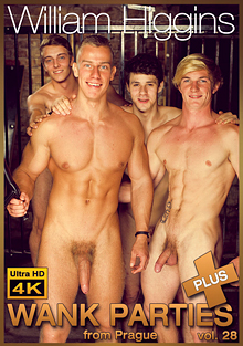 Wank Parties Plus From Prague 28 cover