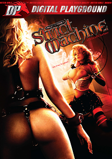 Riley Steele: Strict Machine cover