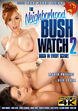 neighborhood bush watch 2, lauren phillips, redhead, ginger, big tits, porn, little dragon, hairy, lesbian, fetish