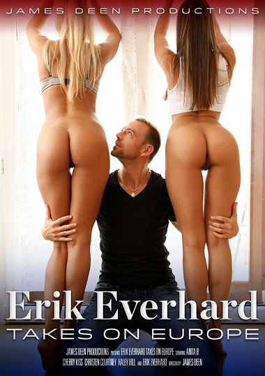 Erik Everhard Takes On Europe cover