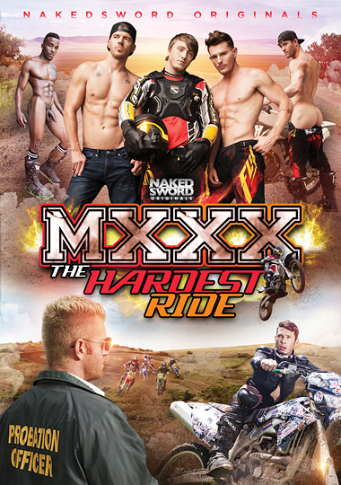 MXXX The Hardest Ride cover