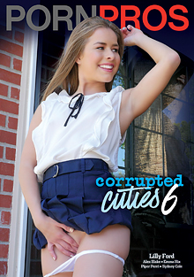 Corrupted Cuties 6 cover