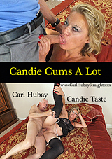 Candie Cums A Lot