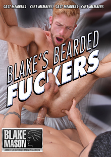 Blake's Bearded Fuckers cover