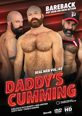 Real Men 40: Daddy's Cumming