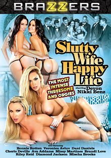 Slutty Wife Happy Life cover