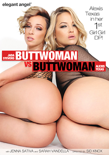Buttwoman Vs Buttwoman cover