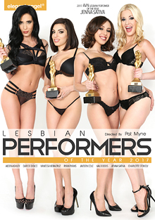 Lesbian Performers Of The Year 2017 cover