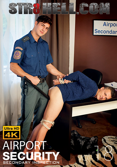 Airport Security 18 Cover Front