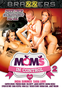 Moms In Control 2 cover