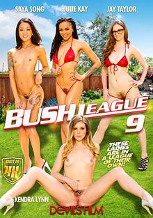 Bush League 9 cover