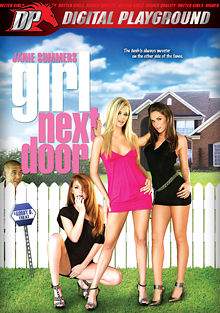 Janie Summers: Girl Next Door cover