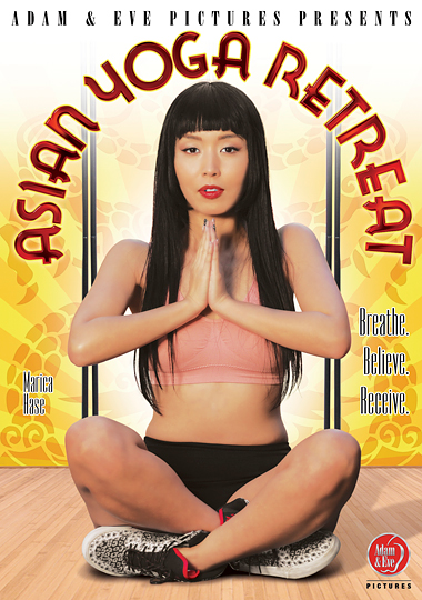 Asian Yoga Retreat cover