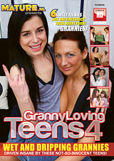 Granny Loving Teens 4