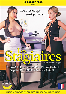 Les Stagiaires cover