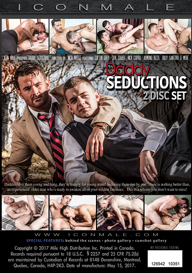 Daddy Seductions Cover Back