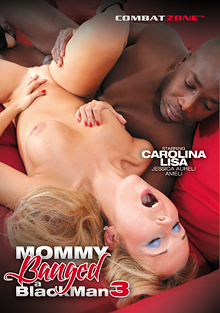 Mommy Banged A Black Man 3 cover