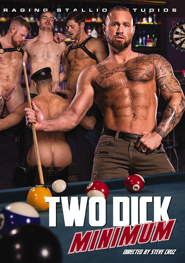 Two Dick Minimum Cover Front