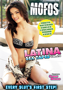 Latina Sex Tapes 24 cover