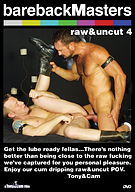 Bareback Masters: Raw And Uncut 4