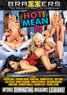 Hot And Mean 14 cover