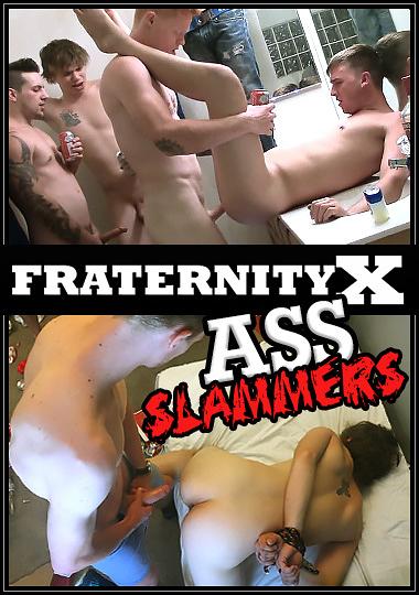Ass Slammers cover