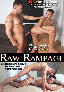 Raw Rampage cover