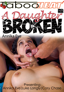 Annika Eve In A Daughter Broken cover
