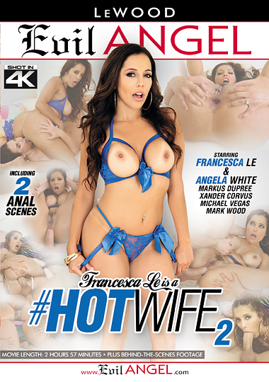Francesca Le Is A Hot Wife 2 cover