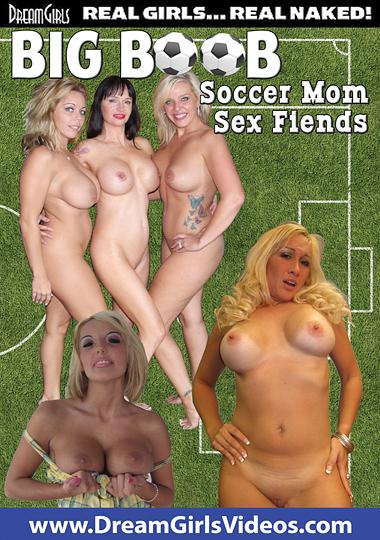 Big boob soccer moms
