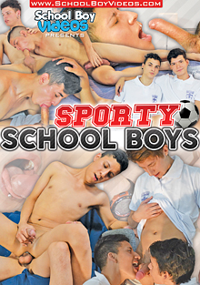 Sporty School Boys cover